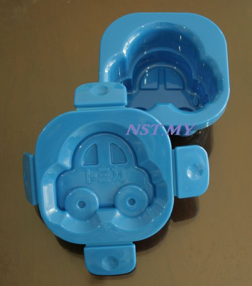 Japan Import Tomica Car shaped Egg Mould
