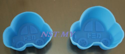 Japan Tomica Heat Resistant cookies/chocolate mould/food cup