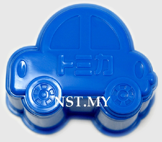 Japan Import Tomica cute Rice/Hamburger Mould
