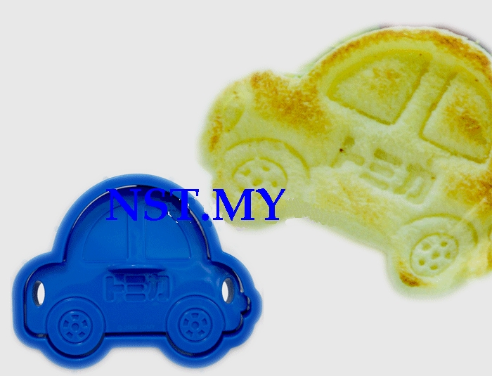 Japan Made Tomica Toast/Cheese/Cake Mould