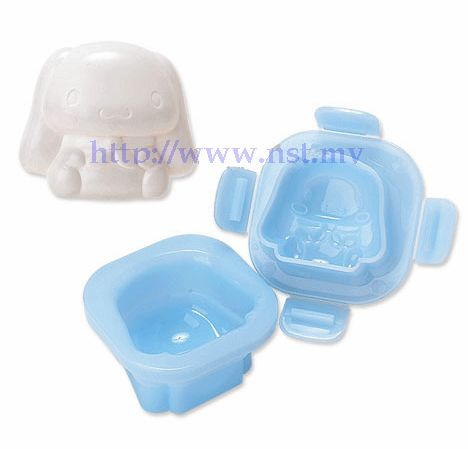 Japan Import Cinnamon Boiled Egg Mould