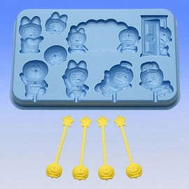 Japan Import Doraemon Chocolate Mould