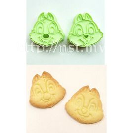 Japan Import Chip & Dale Cookies/mooncake Mould