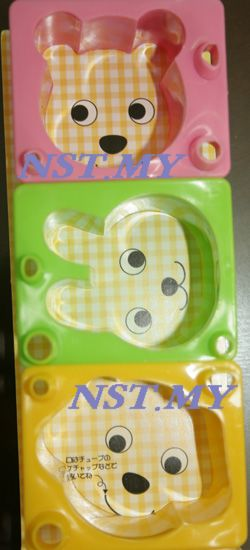Japan Import animal shaped cookies/toast/cheese/vegetable mould