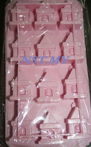 Church Bell shaped Chocolate/Ice Mould