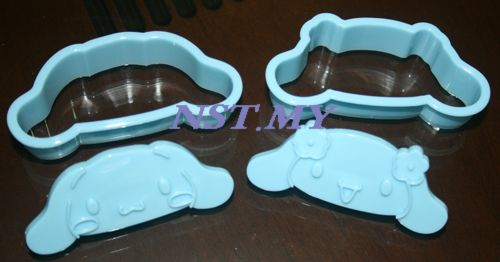 Japan Import Cinnamoroll Toast/Cookies/mooncake Mould
