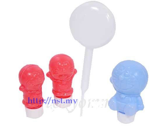 Doraemon Mini Sauce Carrying Bottles