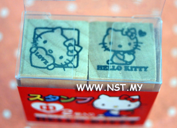 Hello kitty stamper Medium