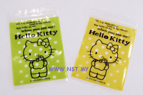 Hello Kitty Mini Zip Bag