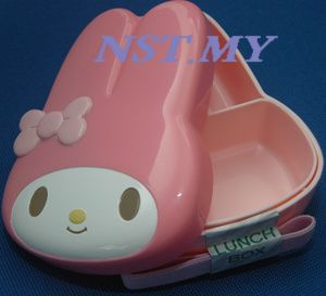 Japan Import Melody Lunch Box