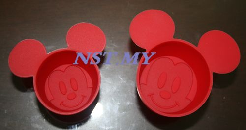 Japan Import Mickey chocolate/jelly/rice mould/food cup