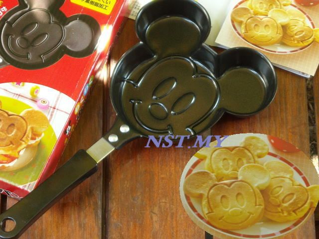 Japan Import Mickey Mouse Pancake/egg mould