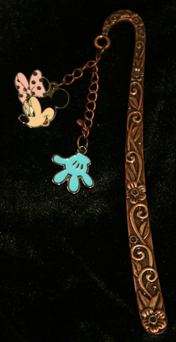 Minnie mouse 3D Bookmark