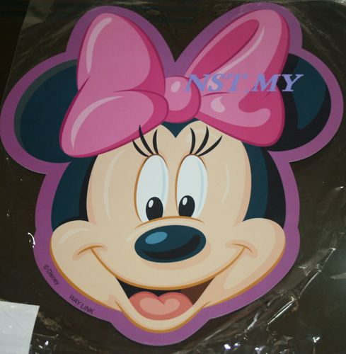 MInnie Mouse Waterproof Table Mat