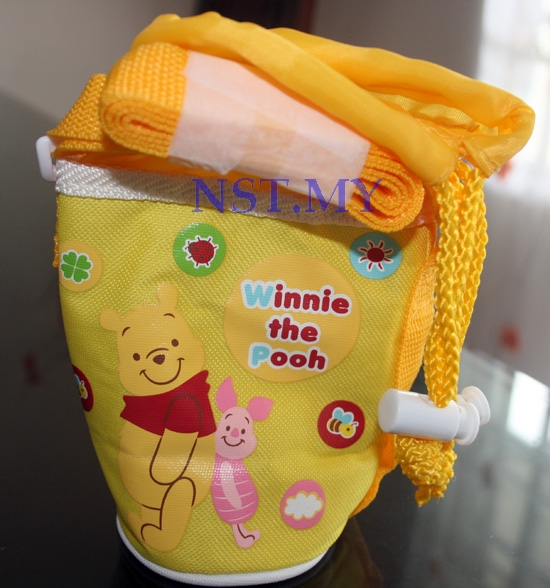Japan Import Pooh Insulin Water Botter Cover