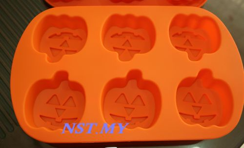 Japan Import Halloween Cute Pumpkin Cake/Jelly/Pudding Mould