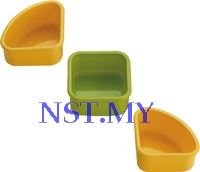 Japan Import Square & Triangle Silicon Mould