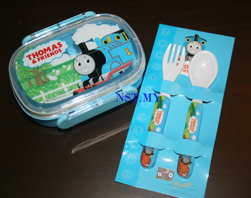 Thomas Lunch Box Set A