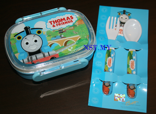 Thomas Lunch Box Set B