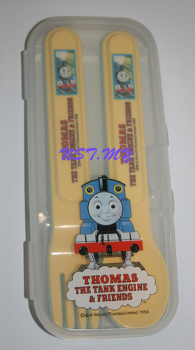 Japan Made Thomas Spoon & Fork Box Set