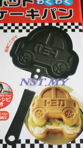Tomica Car Pancake/egg mould